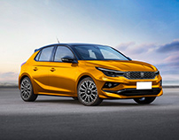 Fiat Punto 2022