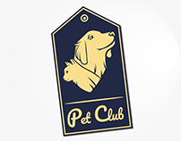 Pet Club - Identidade Visual