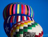 Albuquerque Hot-air Balloon Festival, October 2017