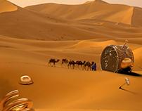 Time Traveller Series (Adobe Dimension)