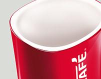Nescafé / Ilustração