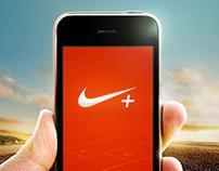 Nike+ Mobile Web