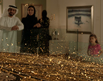 Sharjah TV New Identity- Islamic Museum
