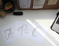 Dionísica typography