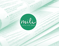 Mili App Design