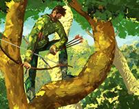 Classic Literature Books #4: Robin Hood