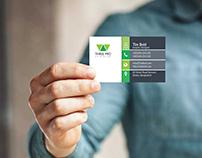 Amazing Business Card Mock Up