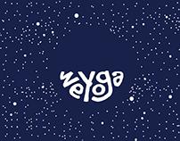 We Yoga - Brand design & illustration