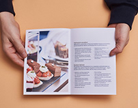 Editorial Design for a Hospital and Hospitality
