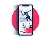 OYO Fitness App