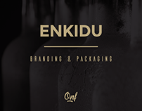 Enkidu / Branding & Packaging