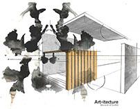 Art-itecture Design X Process Book