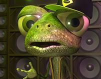 MC Lizard