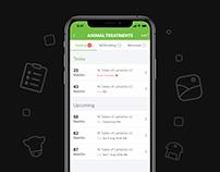 Dairy Diary App