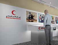 Emirates Red Crescent @ European Parliament