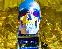 Hennessy skull