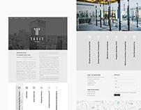 Tacit Investment Website