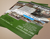 David Lee Design 2009 Promotional Collateral