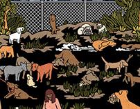 Dogpark - Woven Blanket