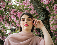 PORTRAIT: Filipa en Rose
