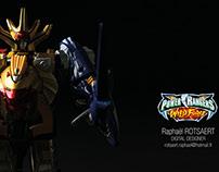 Power Ranger - Wild Force