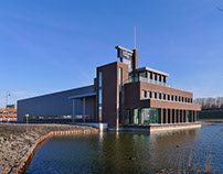Company building, Waddinxveen, the Netherlands