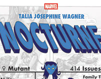 Nocturne Marvel Infographic