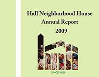 Hall Neighborhood House Annual Report 2009