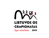 Logo | Lithuanian Orienteering sport Championship