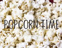 Popcorn Time Free Font