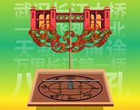 """""""食色江城""""系列之——武汉长江大桥"""
