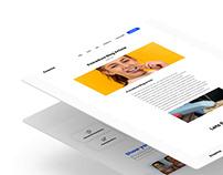 Enamo Dental Web App