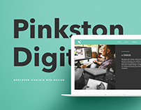 Pinkston Digital Website