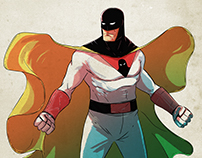 Space Ghost - Fan Art