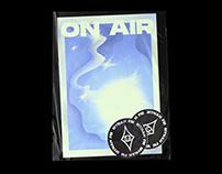ON AIR posterzine