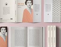 Libro Mujer de los años 30. Proyecto Editorial.