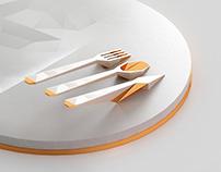 """cutlery """"ZED"""""""