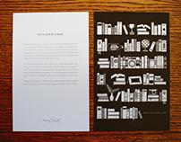 Novel Hill — Print Inserts