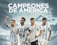 Campeones de América