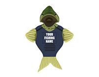 Fishing Business Logo Design Template