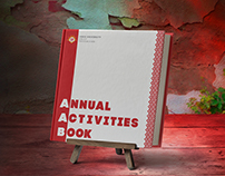 Annual Activities Book