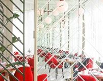 Interiores / Restaurante - Somos