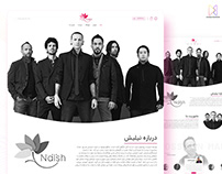 Nailish - About Page