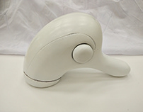 Product Design - Nautilus Shell Inspired Hair Dryer
