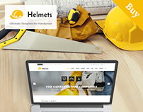 Helmets - Ultimate Template for Handyman