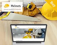 Helmets - Ultimate Template for Handyman