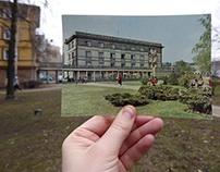 Now and Then - Łódź