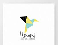 Umami Pre-Made Logo Template