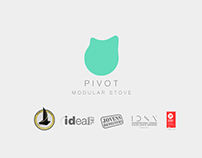 Pivot - Modular Stove