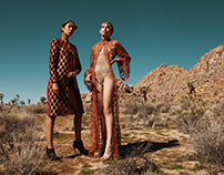 Fashion Desert Queens